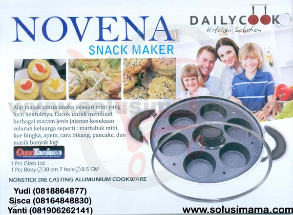 Novena Snack Maker
