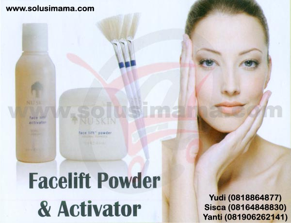Facelift Powder and Activator