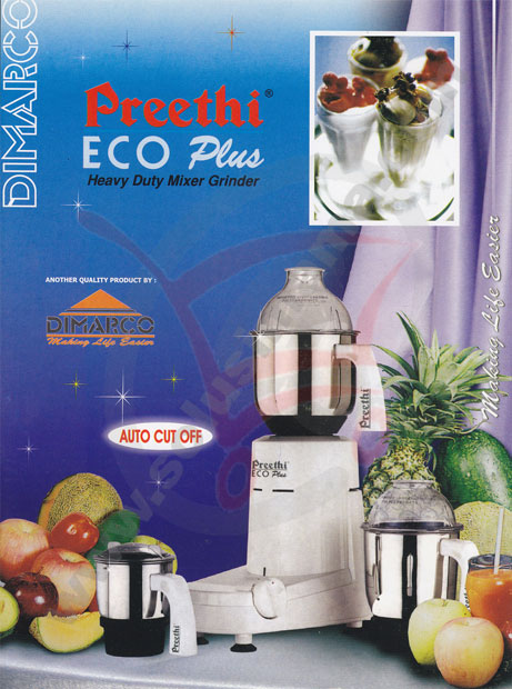Preethi Eco Plus