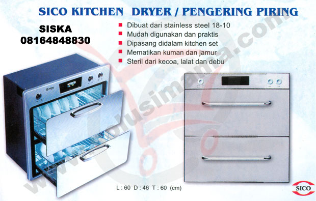 Kitchen Dryer Sico